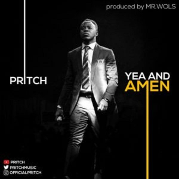 Yea And Amen By Pritch