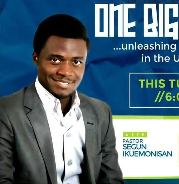 The Lord has need of it By Pastor Segun Ikuemonisan