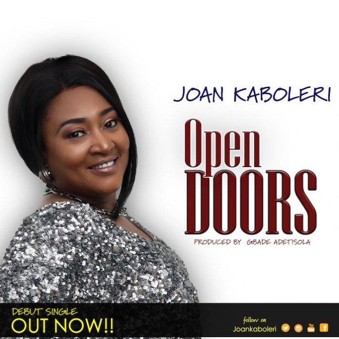 Open Doors By Joan Kaboleri