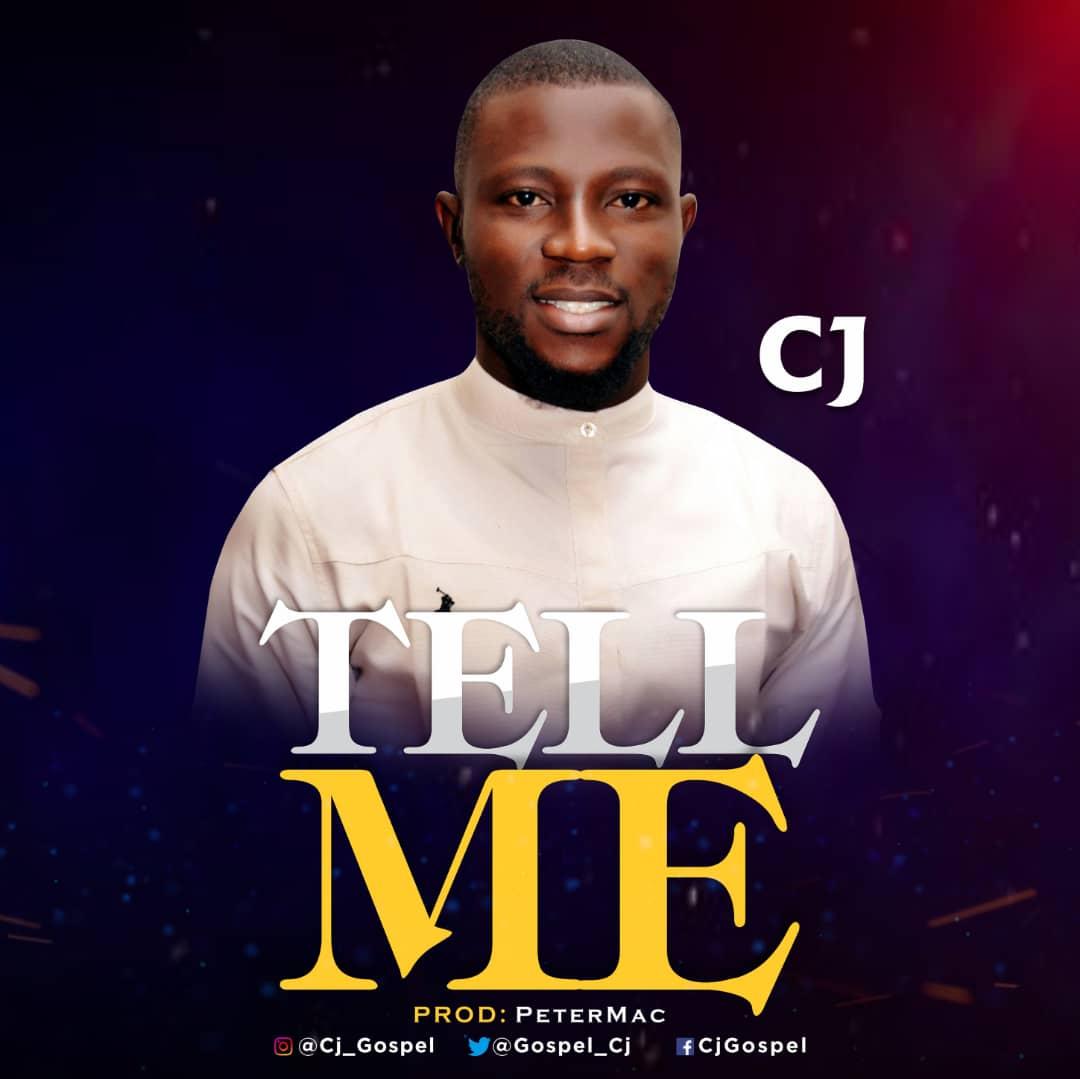 TELL ME BY CJ