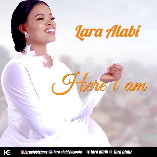 HERE I AM – LARA ALABI