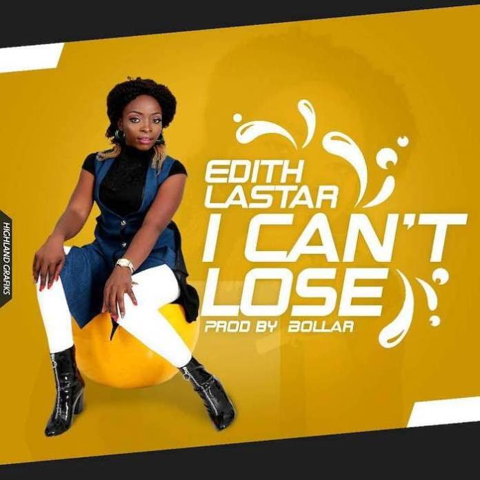 I CAN'T LOSE EDITH LASTAR