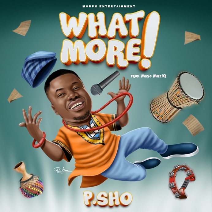 P. Sho - What More