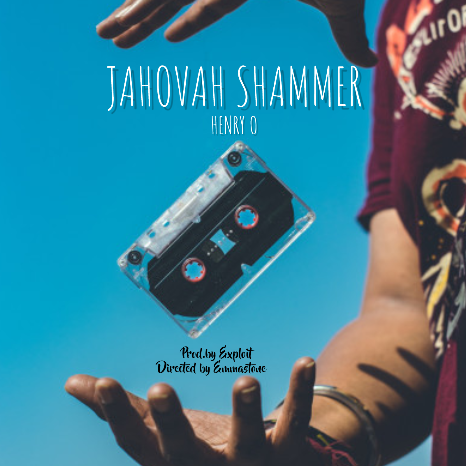 """""""Jehovah Shammer"""" By Henry O"""