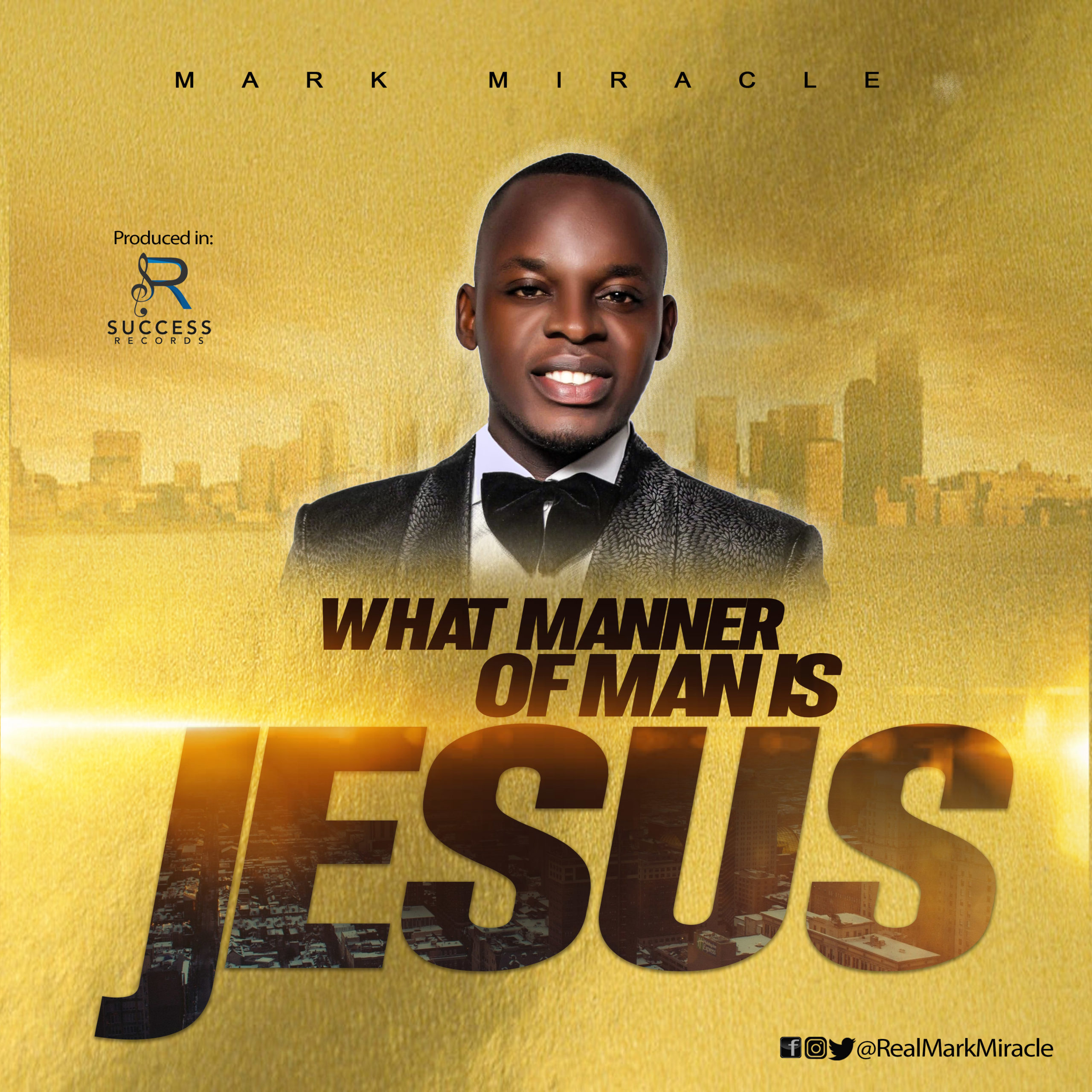download Mark Miracle - What Manner Of Man Is Jesus