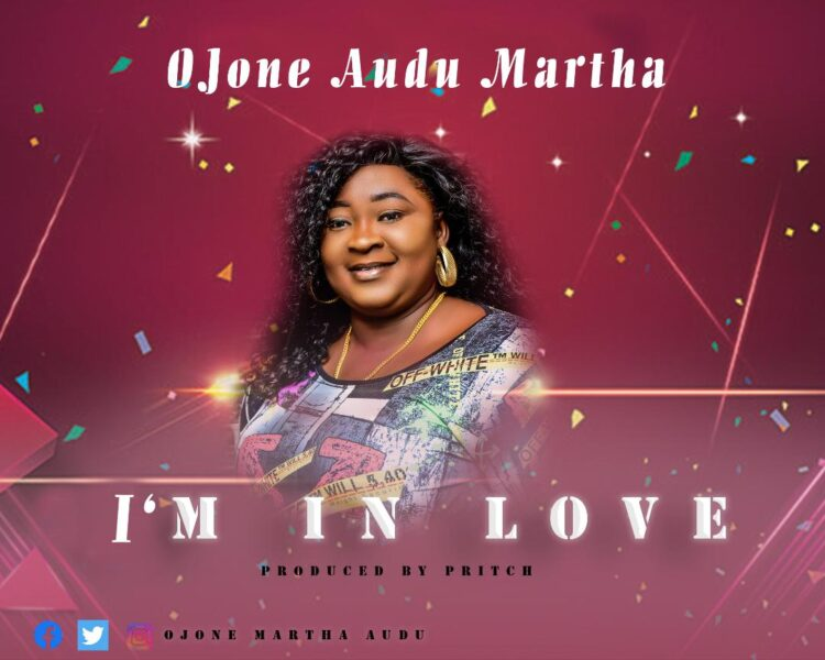 I'm In Love - Ojone Audu Martha