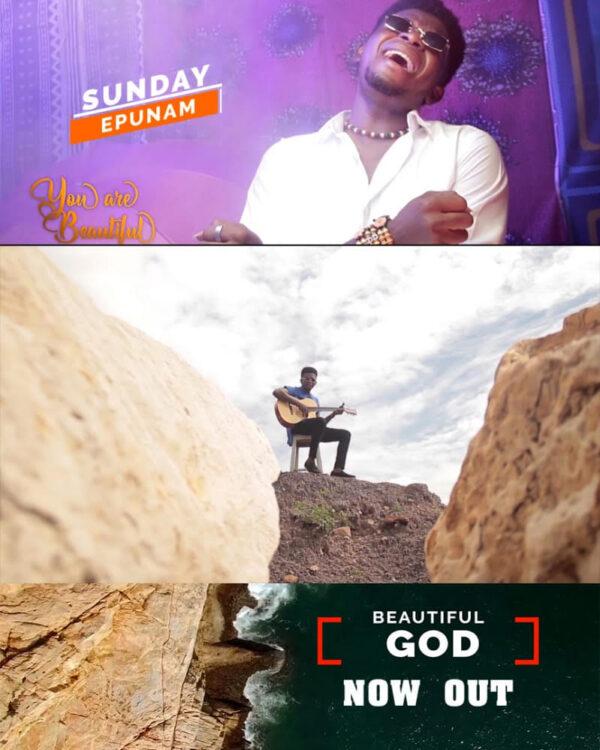 BEAUTIFUL GOD by Sunday Epunam