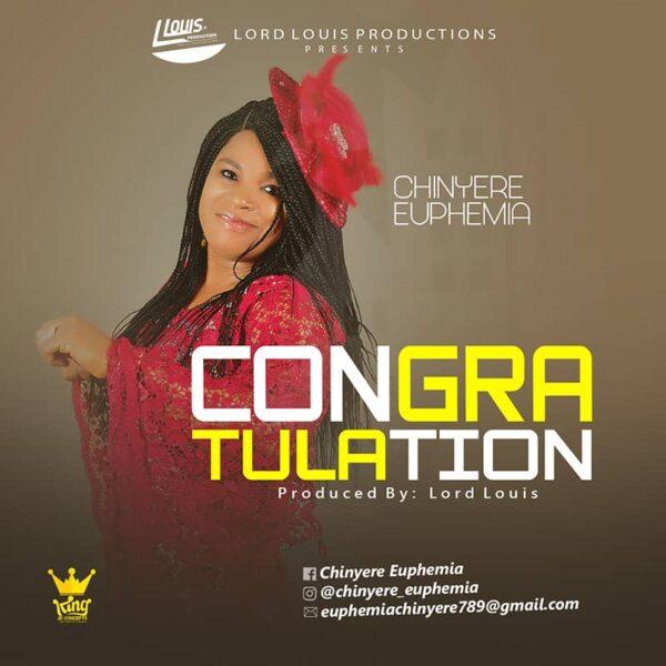 Congratulation - Chinyere Euphemia