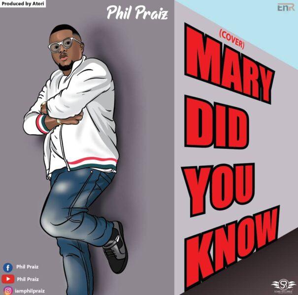 Phil Praiz - Mary Did You Know