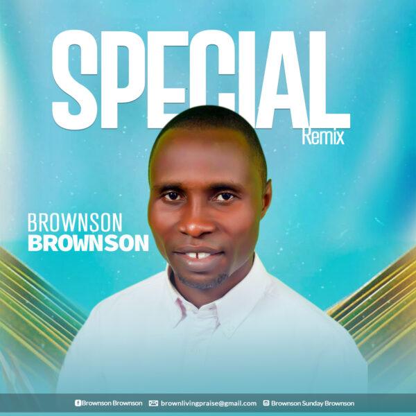 Brownson Brownson - Special (Remix)