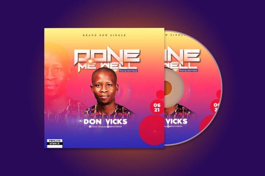 Done Me Well - Don Vicks