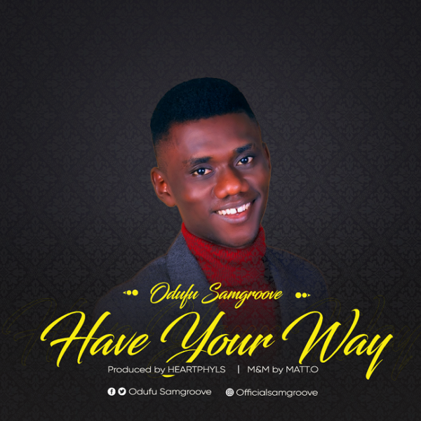 Have Your Way - Odufu Samgroove